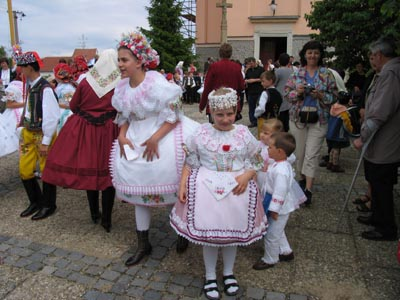 The youngest person on the tour