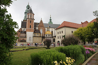 Cracow - Wawel Cathedral