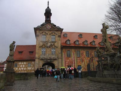Bamberg - The Old Town Hall