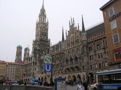 Munich - New Townhall